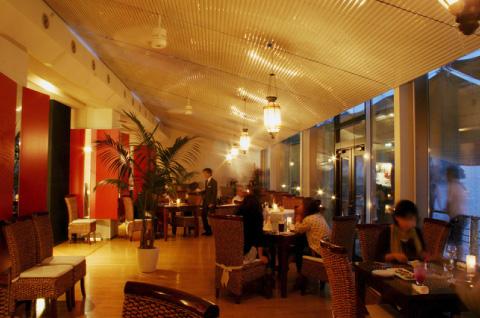 レストラン(4)
